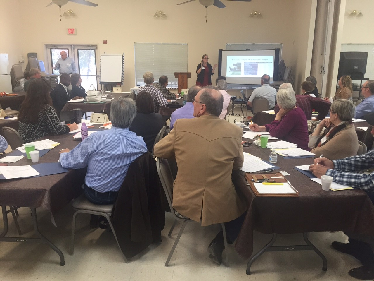 Hill Country Alliance hosts government planning session
