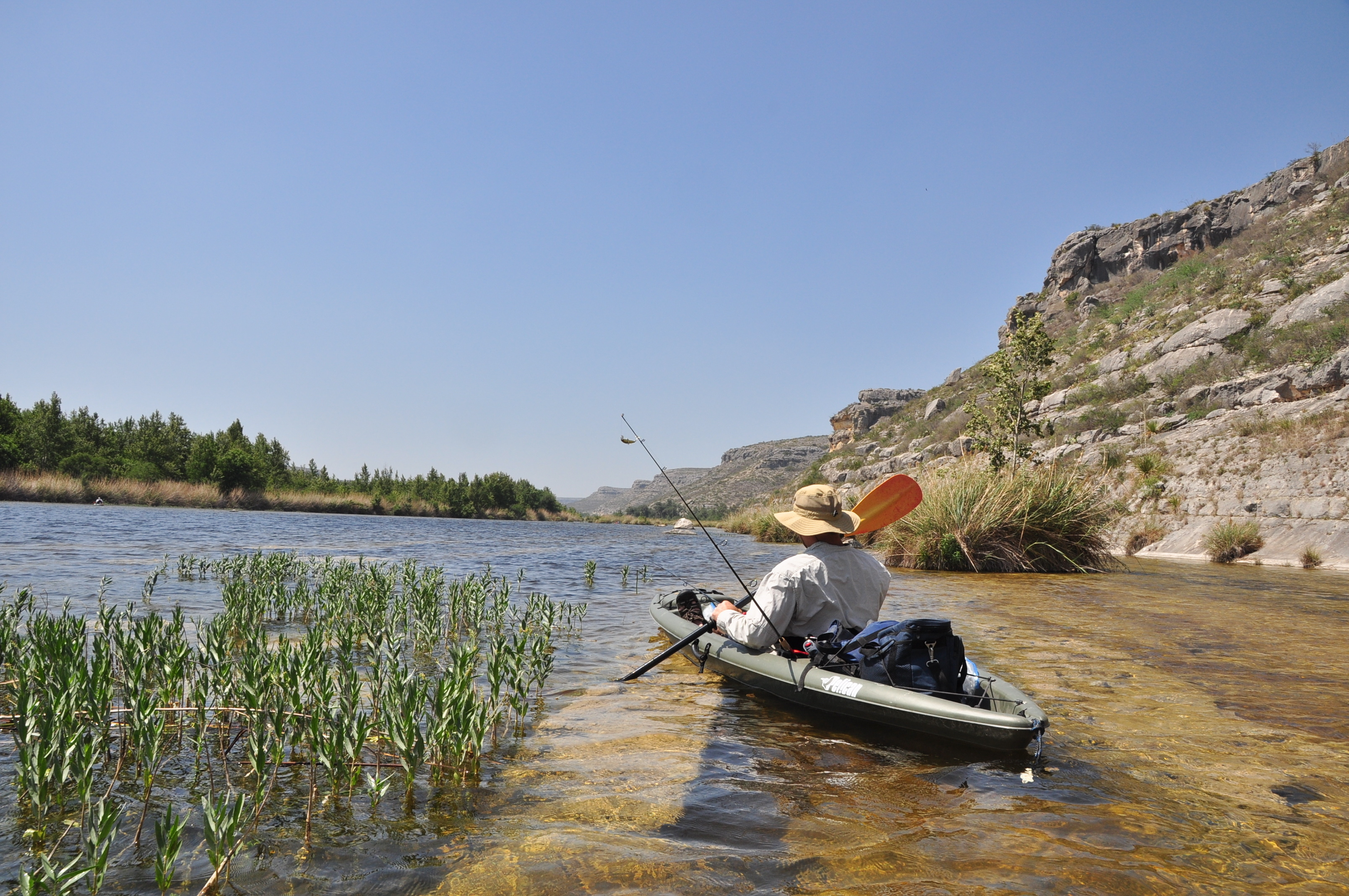 TPWD Announces New Paddler Camp Sites on Iconic Devils River