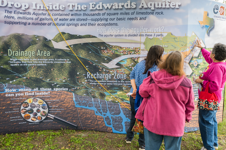 Three Bills Aim to Ensure Clean Water Recharges the Edwards Aquifer