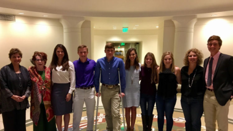 Mason Pioneers Attend Texas Water Day at the Capitol
