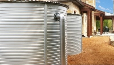 Rainwater Harvesting Increasingly Helps Companies Reduce Stormwater Fees & Energy Use