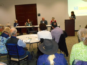 Land conservation seminar explores options