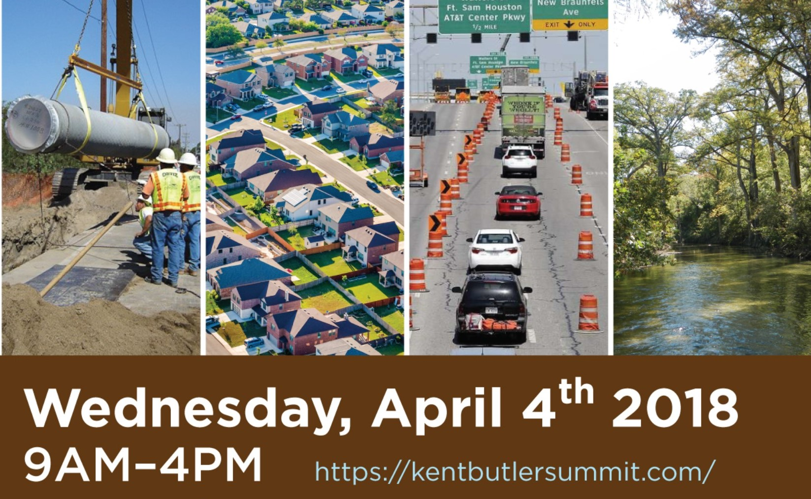 Save the Date: 2018 Kent Butler Summit, Apr. 4 in San Marcos