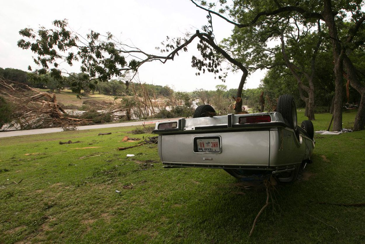 Study: Deadly Wimberley floods rooted in weather patterns, intensified by development