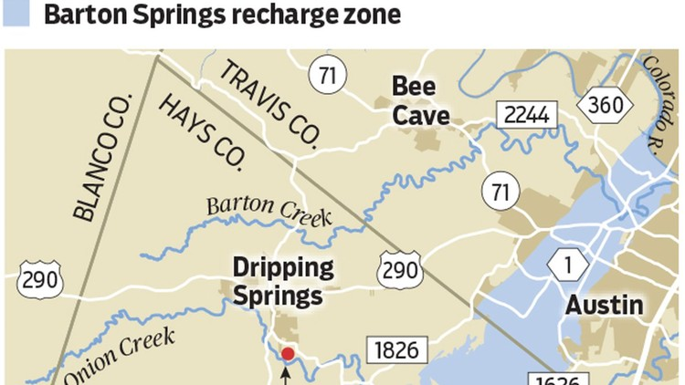 Dripping Springs dumping permit battle could be headed to state court