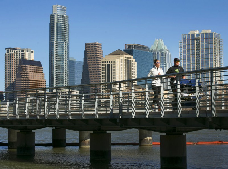 Austin named best place to live in America for second year in a row