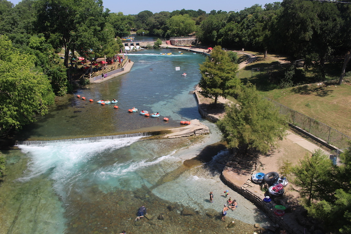Low Res Comal River