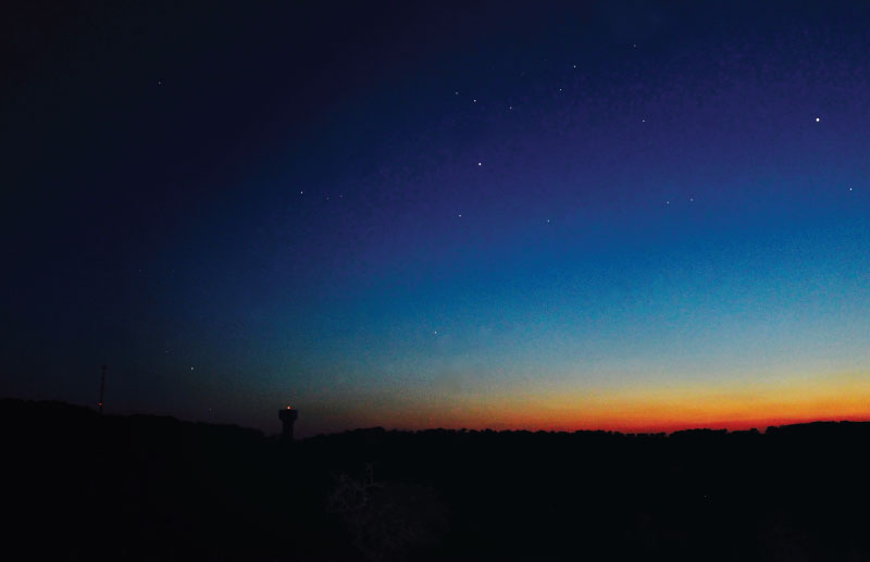 Texas Hill Country sets example for saving dark skies