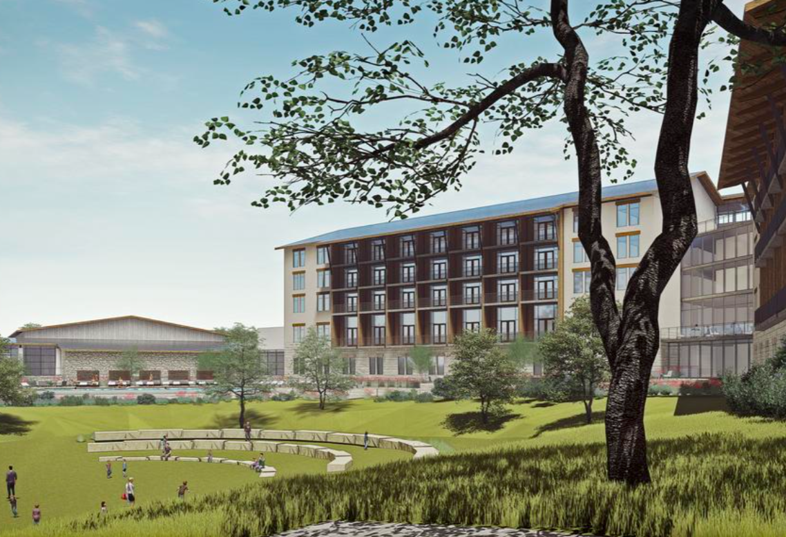 $76M Fredericksburg resort, conference center ready to break ground