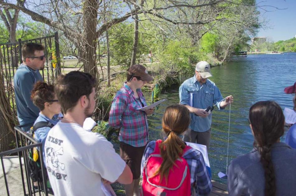 Texas Stream Team trains 10,000th citizen scientist; lands TCEQ grant to support water monitoring