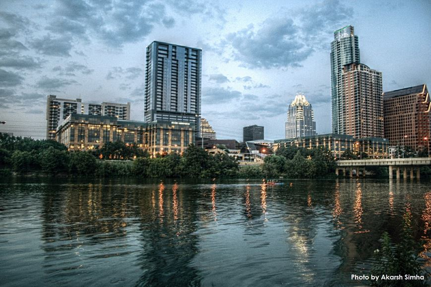 Report: Austin and San Antonio best in Texas for fighting water pollution with nature-based infrastructure