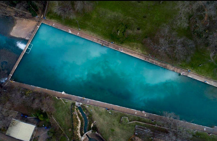 Barton Springs Pool to reopen after drilling clouds water