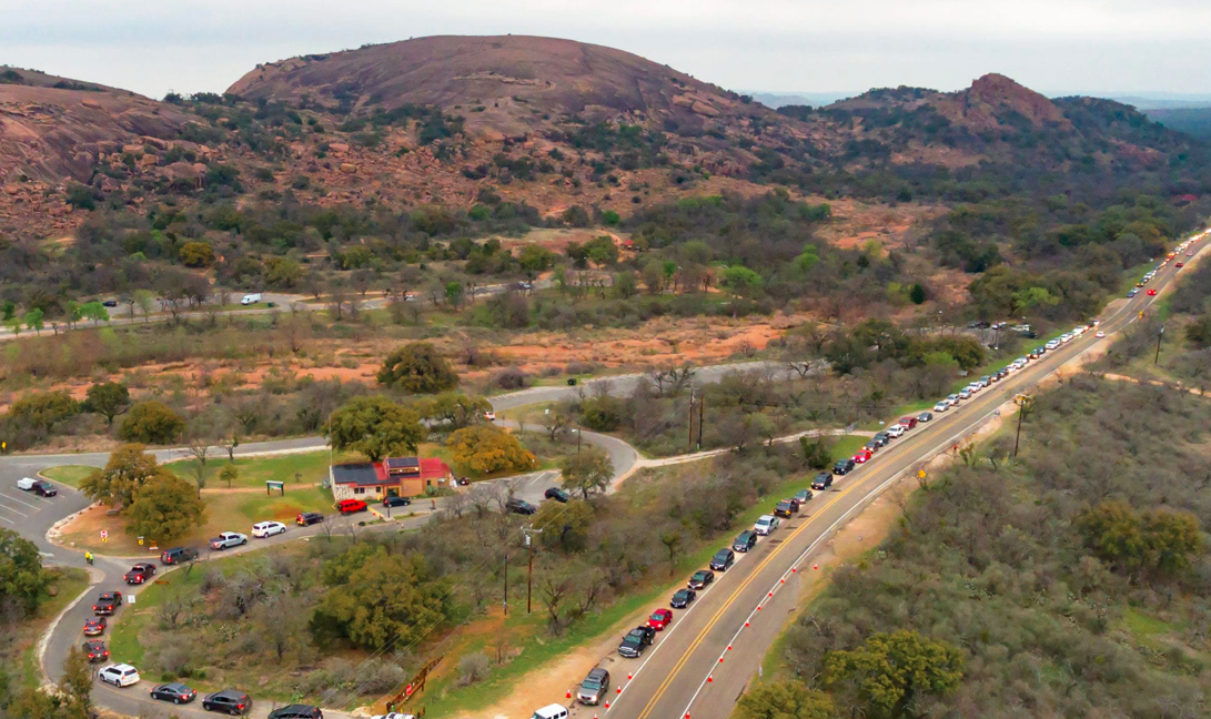 Is Texas' overcrowded, underfunded state parks system being loved to death?