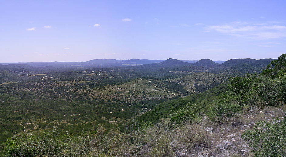 Wikimedia Commons Texas Hill Country