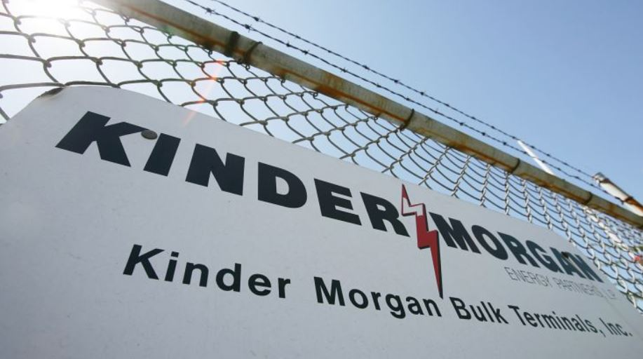 Kinder Morgan wins Texas court challenge, removing obstacle to $2 billion gas pipeline