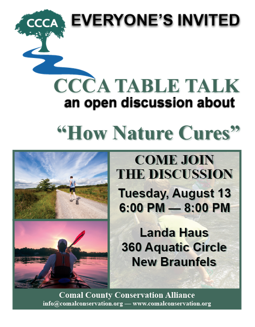 CCCA is bringing nature and wellness to NB