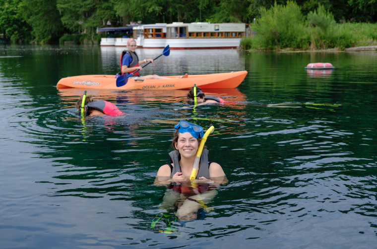 Splash Into Science Snorkel Program launches at Spring Lake