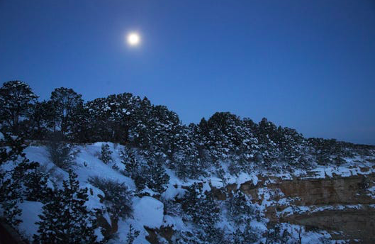 Grand Canyon is the Dark Sky Place of the Year. Here's why that's big