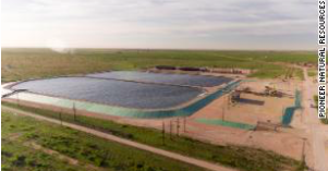 Why frackers are using sewage to collect oil and gas