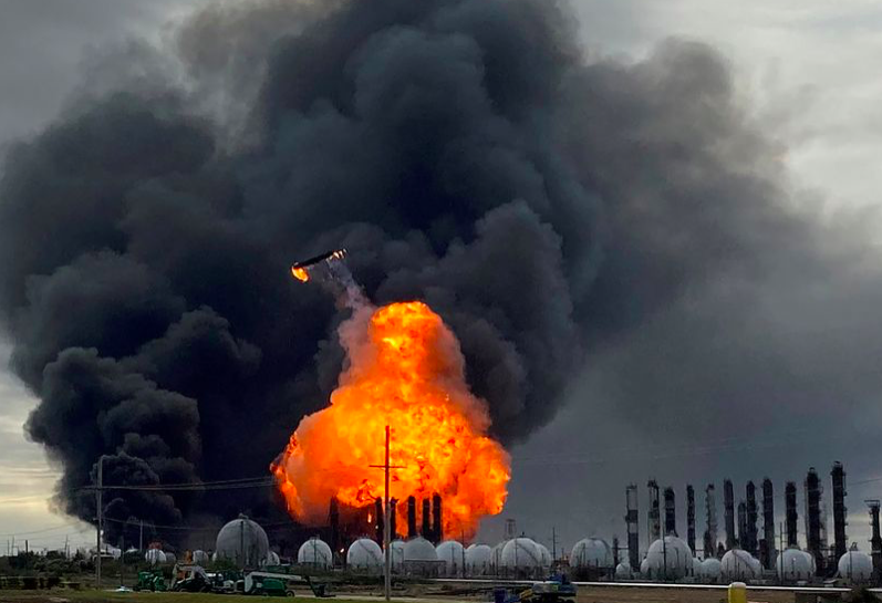 Texas Regulators Want Stiffer Penalties For Company Whose Port Neches Plant Exploded