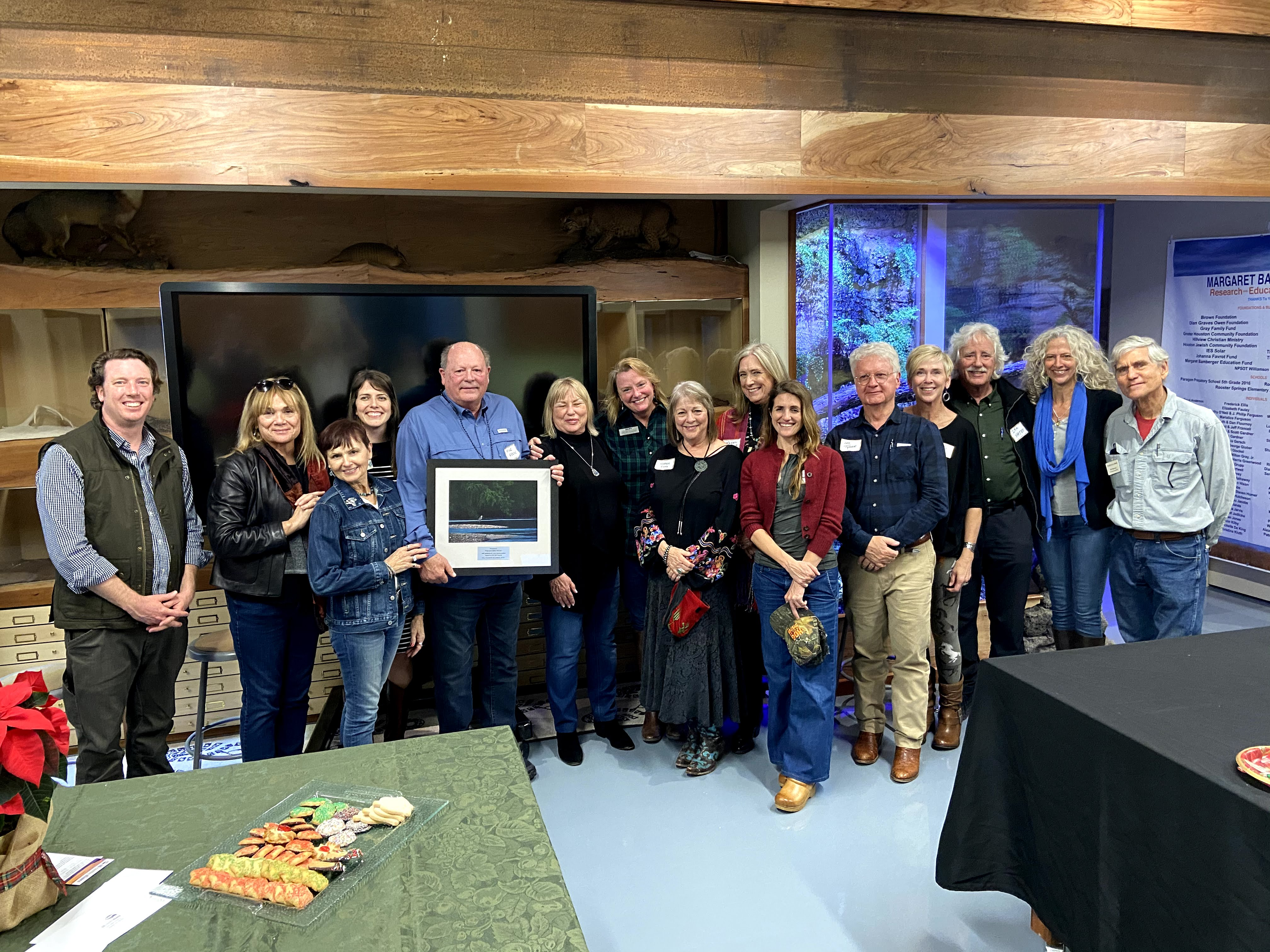 Honoring Mike And Pam Reese 2019 Group 2
