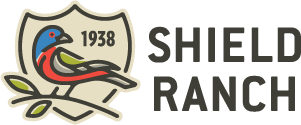Shield Ranch Logo