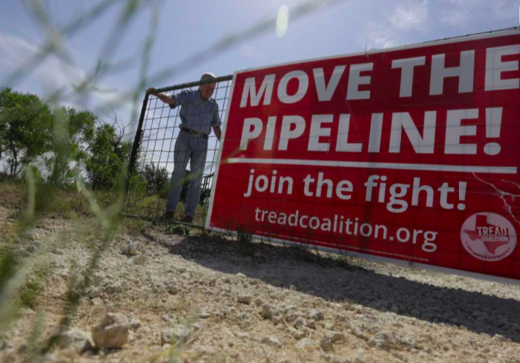 Hill Country pipeline opponents dealt setback