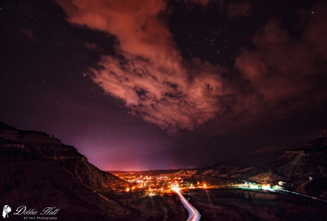 Helper, Utah Certified As International Dark Sky Community