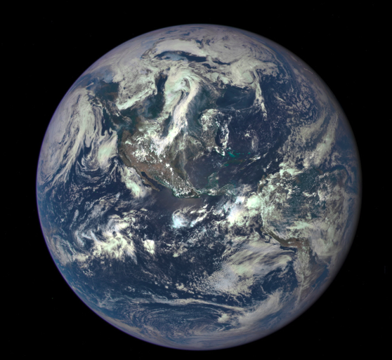 Earth – NASA:Public Domain