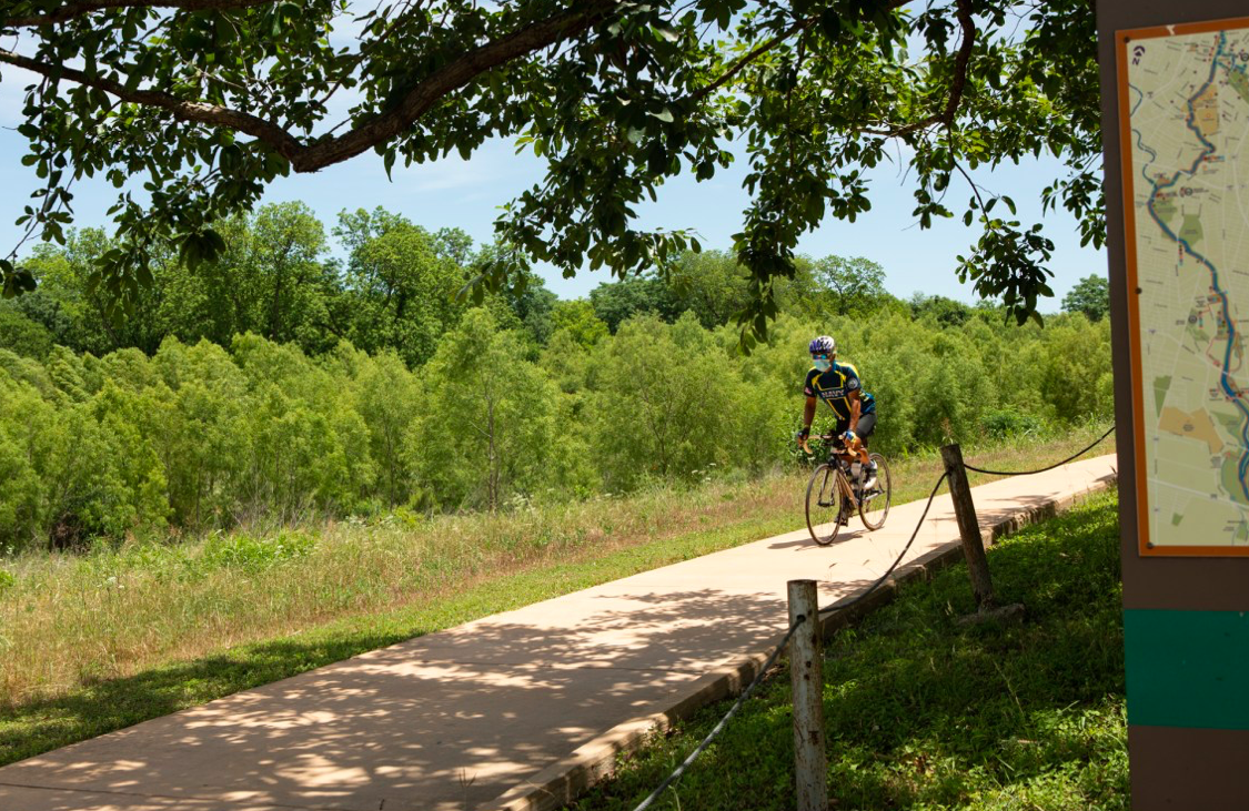 The Trailist: 4-mile extension connects Mission Reach and Medina River trails