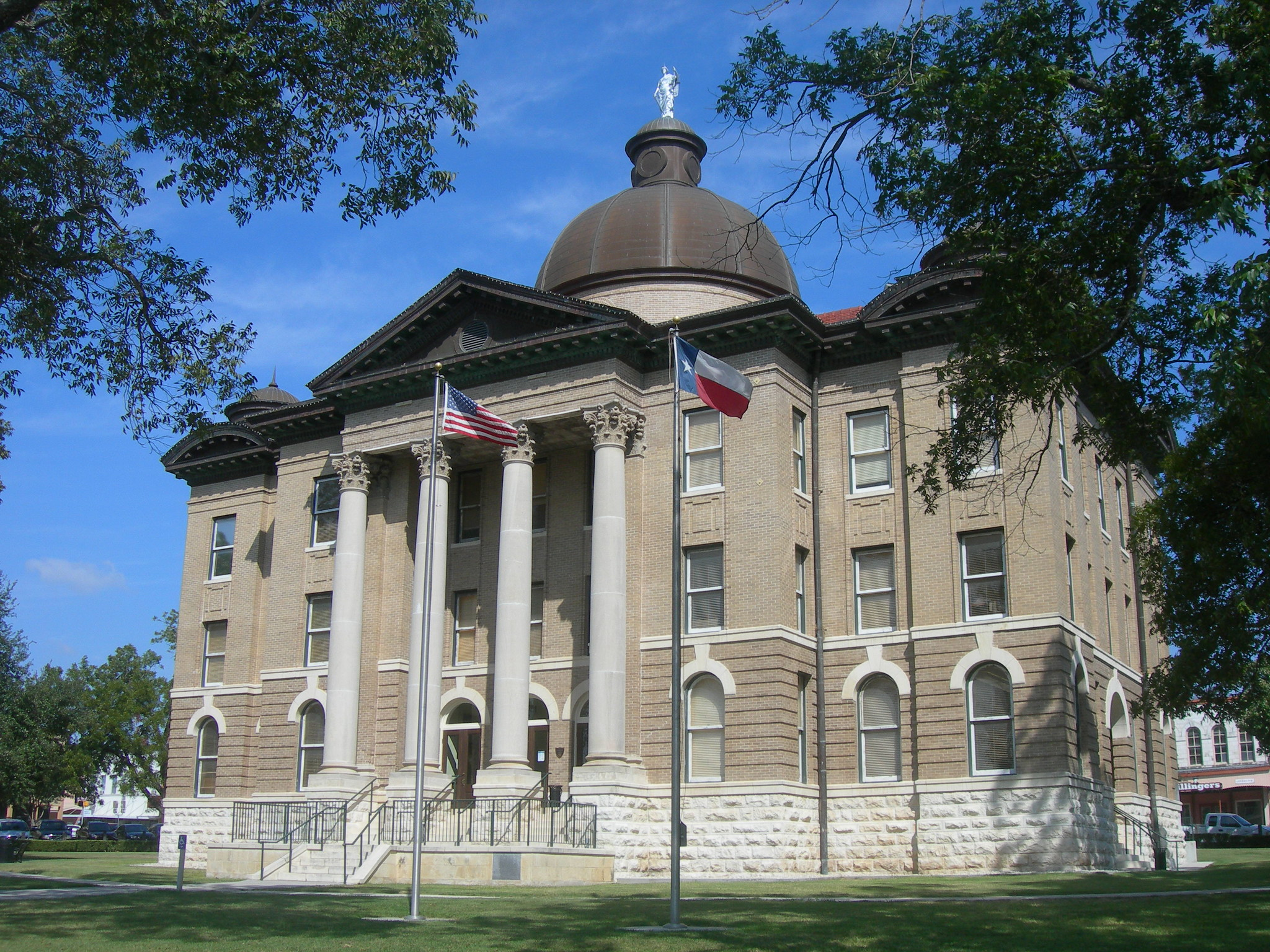 Hays County Courthouse – Jimmy Emerson – Flickr