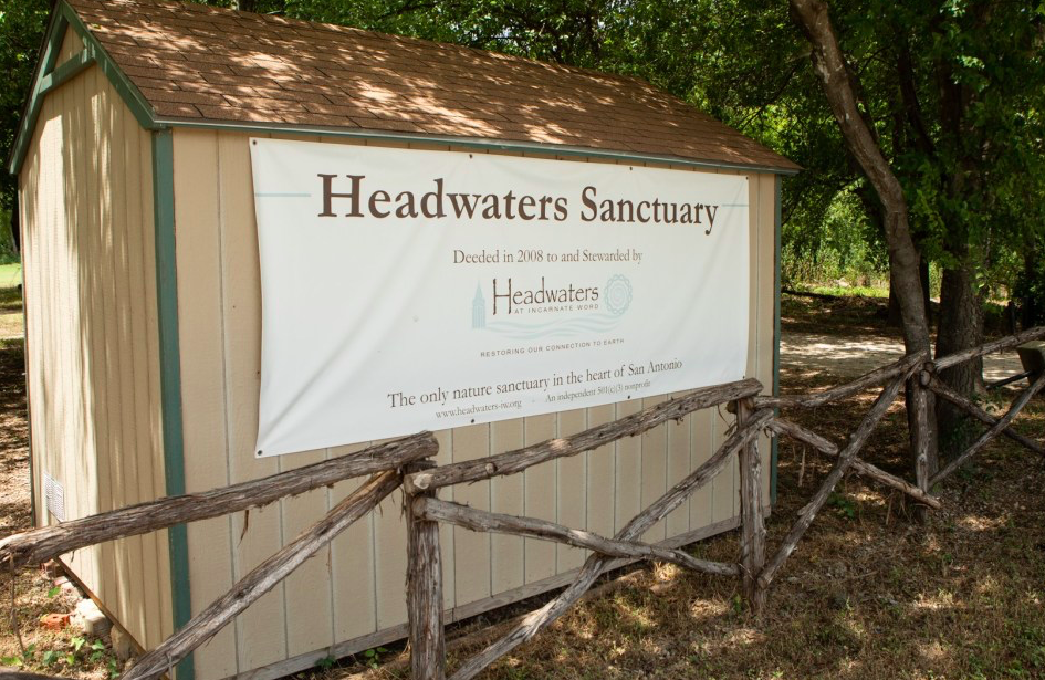 Springs that form Headwaters of San Antonio River protected forever