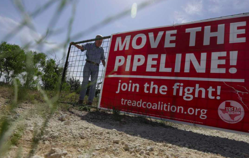 Texas Hill Country Pipeline Project Moves Forward, Despite Pleas From Willie Nelson And Paul Simon