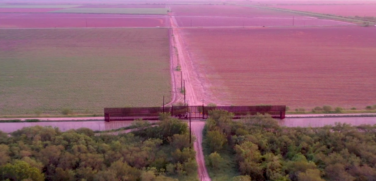 Water, Texas: Border wall concerns in Lower Rio Grande Valley diminished by virus and growth