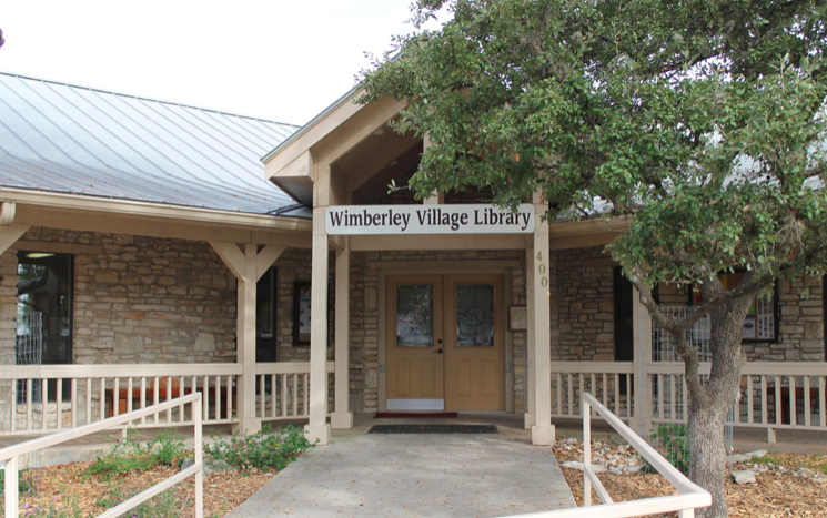 Meadows Center, Wimberley Library District announce partnership, plan for 'One Water' in library renovation