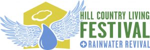Hill Country Living FESTIVAL + Rainwater Revival logo