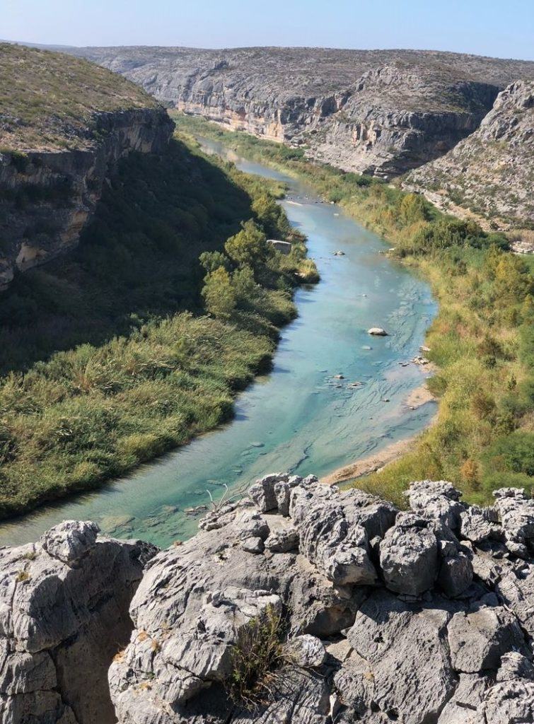 Pecos River - Photo Via Emily Grant