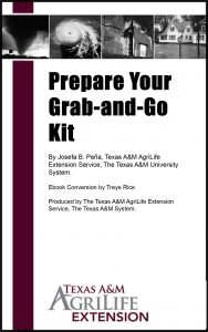 Grab and Go kit cover