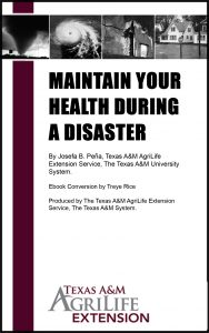 Maintain Your Health During a Disaster