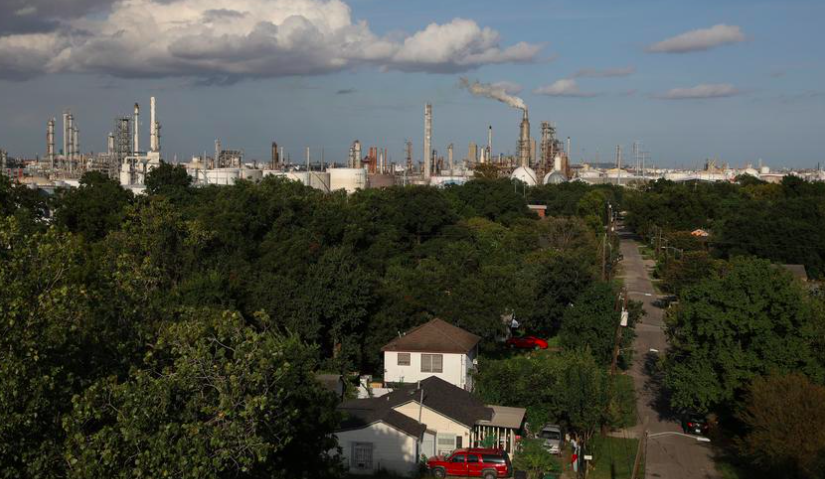 Environmental Groups Allege Texas Rubber-stamped Industrial Plants' Pollution — And That The EPA Looked The Other Way