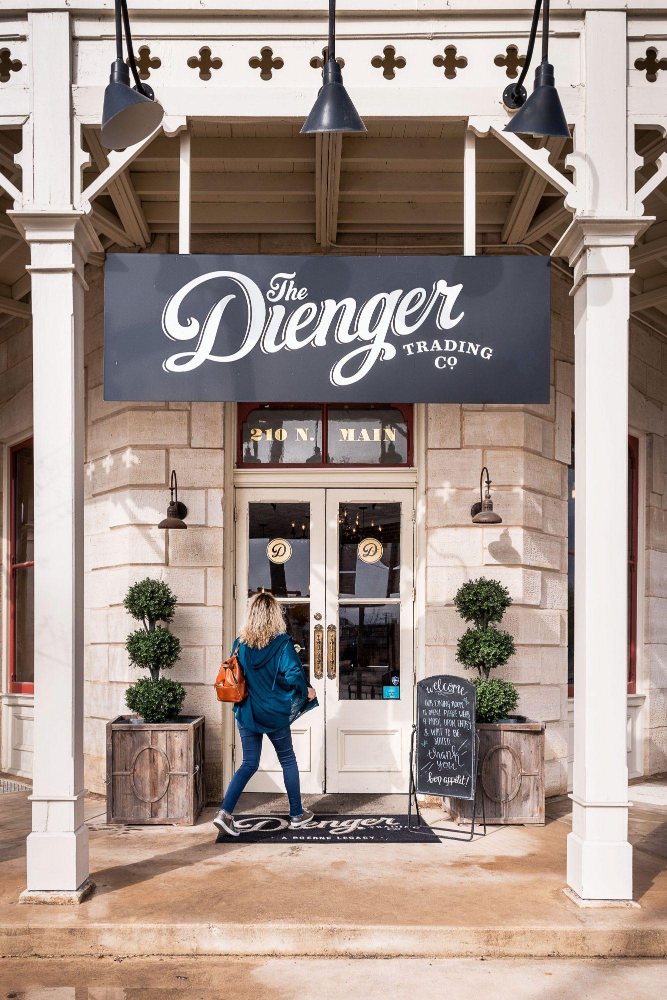 The Dienger Trading Co. CREDIT: JOHN DAVIDSON