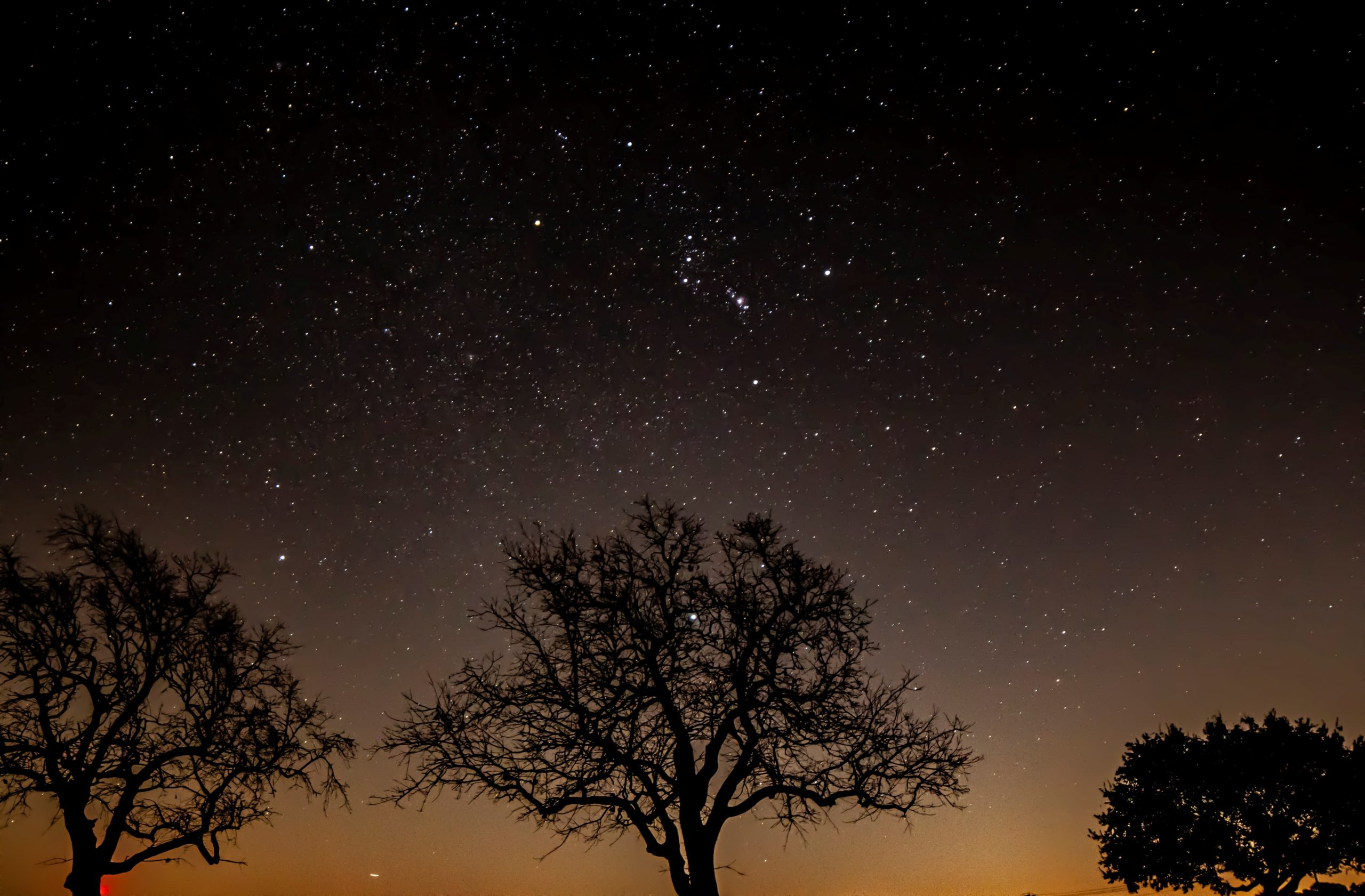 Looking To Get Outside This Fall? How About Stargazing Under Hill Country's Darkest Skies.