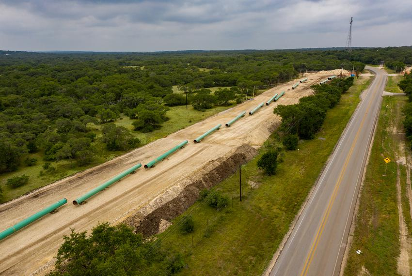 Texas Could Give Landowners More Say In Eminent Domain Negotiations Under Bill Sent To Greg Abbott's Desk
