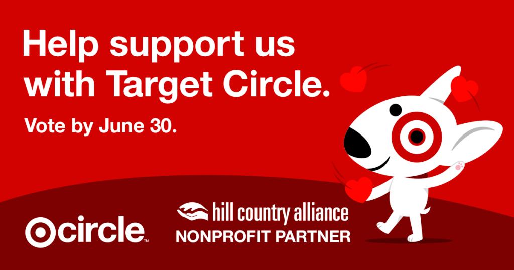 HCA is a Target Circle partner