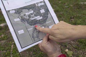 proposed sewage line plans