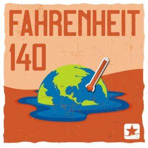 Fahrenheit 140 logo