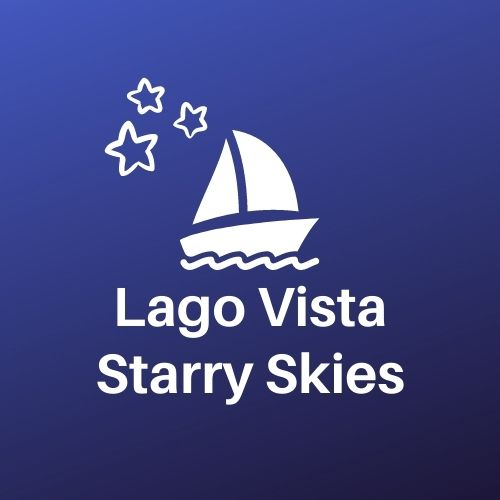 Lago Vista Starry Skies Logo