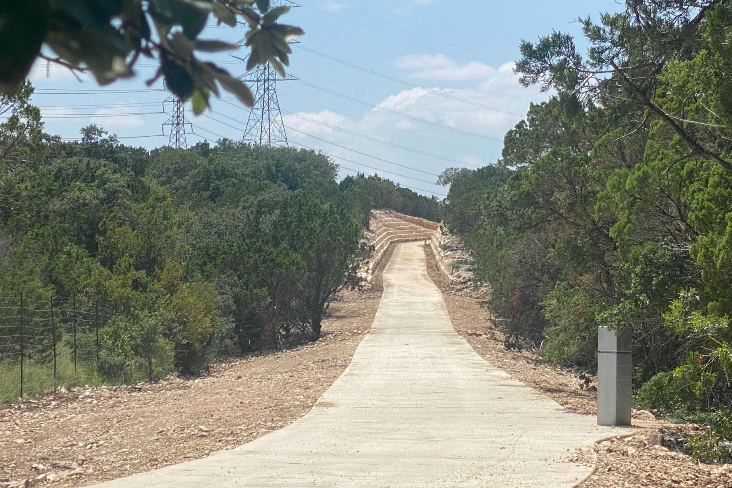 San Antonio's Newest Trail Connects Eisenhower Park To The Rim, And It's Opening Soon