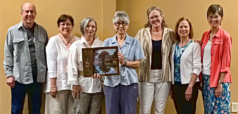 Accolades Pour In For Comal County Conservationist Jensie Madden, Who Died Sept. 24 In Fischer